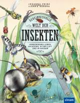Cover-Bild Geheimnisvolle Welt der Insekten