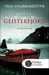 Cover-Bild Geisterfjord