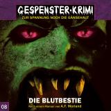Cover-Bild Gespenster-Krimi 8: Die Blutbestie