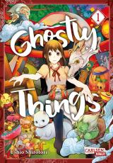 Cover-Bild Ghostly Things 1