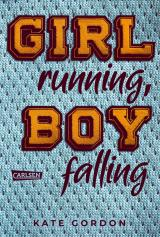 Cover-Bild Girl running, Boy falling