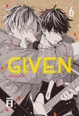 Cover-Bild Given 06