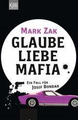 Cover-Bild Glaube, Liebe, Mafia