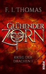 Cover-Bild Glühender Zorn