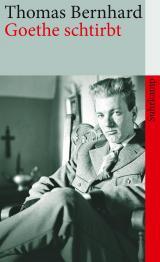 Cover-Bild Goethe schtirbt
