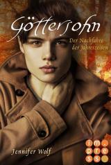 Cover-Bild Göttersohn. Der Nachfahre der Jahreszeiten (Buch 6)