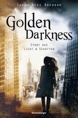 Cover-Bild Golden Darkness. Stadt aus Licht & Schatten