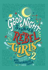 Cover-Bild Good Night Stories for Rebel Girls 2