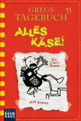 Cover-Bild Gregs Tagebuch 11 - Alles Käse!