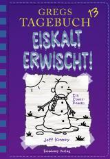 Cover-Bild Gregs Tagebuch 13 - Eiskalt erwischt!
