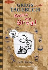 Cover-Bild Gregs Tagebuch - Mach´s wie Greg!