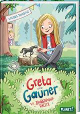 Cover-Bild Greta und Gauner 2: Die Zauberpony-Rallye