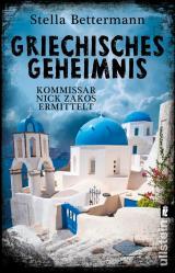 Cover-Bild Griechisches Geheimnis
