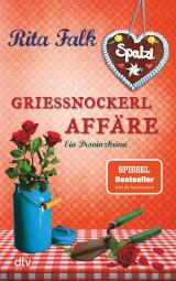 Cover-Bild Grießnockerlaffäre