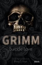 Cover-Bild GRIMM - Suicide Love (Band 1)