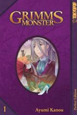 Cover-Bild Grimms Monster 01