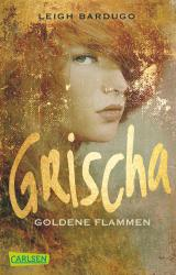 Cover-Bild Grischa 1: Goldene Flammen