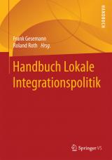 Cover-Bild Handbuch Lokale Integrationspolitik