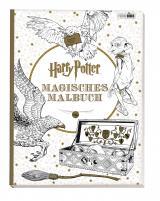 Cover-Bild Harry Potter: Magisches Malbuch