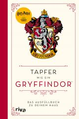 Cover-Bild Harry Potter: Tapfer wie ein Gryffindor