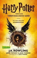 Cover-Bild Harry Potter und das verwunschene Kind. Teil eins und zwei (Bühnenfassung) (Harry Potter )