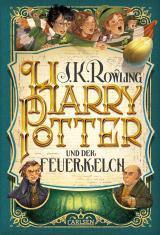 Cover-Bild Harry Potter und der Feuerkelch (Harry Potter 4)