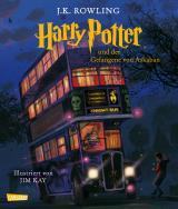 Cover-Bild Harry Potter und der Gefangene von Askaban (farbig illustrierte Schmuckausgabe) (Harry Potter 3)