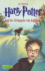 Cover-Bild Harry Potter und der Gefangene von Askaban