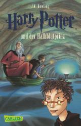 Cover-Bild Harry Potter und der Halbblutprinz (Harry Potter 6)