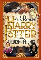 Cover-Bild Harry Potter und der Orden des Phönix (Harry Potter 5)