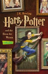 Cover-Bild Harry Potter und der Stein der Weisen (Harry Potter 1)