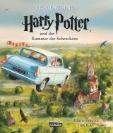 Cover-Bild Harry Potter und die Kammer des Schreckens (farbig illustrierte Schmuckausgabe) (Harry Potter 2)