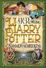Cover-Bild Harry Potter und die Kammer des Schreckens (Harry Potter 2)