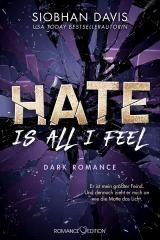 Cover-Bild Hate is all I feel