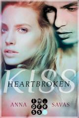 Cover-Bild Heartbroken Kiss. Seit du gegangen bist