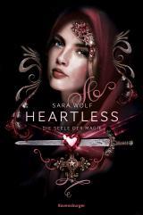 Cover-Bild Heartless, Band 3: Die Seele der Magie