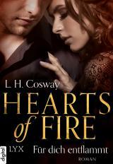 Cover-Bild Hearts of Fire - Für dich entflammt