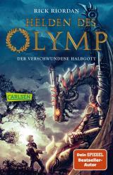 Cover-Bild Helden des Olymp 1: Der verschwundene Halbgott
