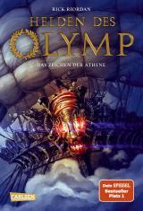 Cover-Bild Helden des Olymp 3: Das Zeichen der Athene