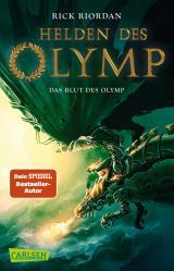 Cover-Bild Helden des Olymp 5: Das Blut des Olymp