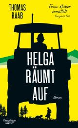 Cover-Bild Helga räumt auf