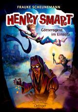 Cover-Bild Henry Smart 2. Götteragent im Einsatz