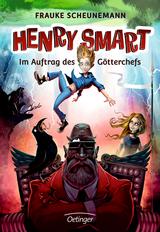 Cover-Bild Henry Smart. Im Auftrag des Götterchefs