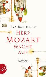 Cover-Bild Herr Mozart wacht auf