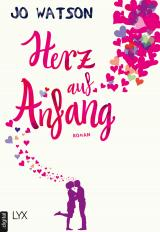 Cover-Bild Herz auf Anfang