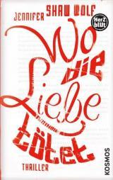 Cover-Bild HerzBlut: Wo die Liebe tötet