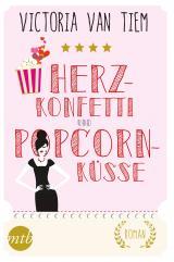 Cover-Bild Herzkonfetti und Popcornküsse