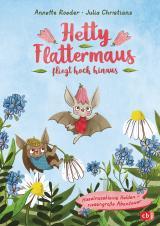 Cover-Bild Hetty Flattermaus fliegt hoch hinaus