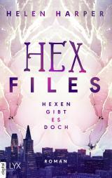 Cover-Bild Hex Files - Hexen gibt es doch