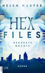 Cover-Bild Hex Files - Verhexte Nächte
